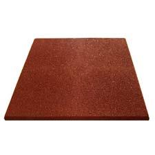 Резиновая плитка 500х500х20мм Recro
