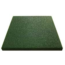 Резиновая плитка 500х500х30мм Recro
