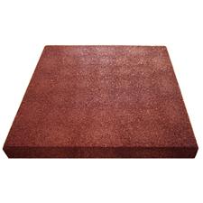 Резиновая плитка 500х500х40мм Recro
