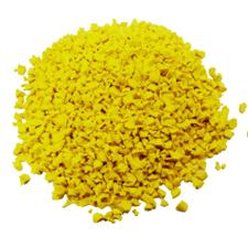 EPDM крошка Желтый