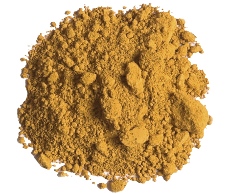 Пигмент железоокисный