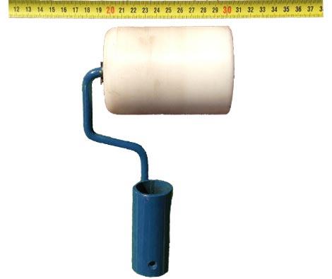 Валик прикаточный угловой длина - 100мм, толщина - 70мм