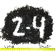 Резиновая крошка фракция 2-4 мм